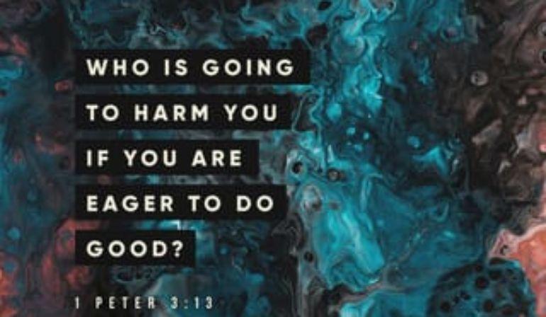 1 Peter 3 13-17 Sunday Teaching (06-06-21) Pastor Greg Tyra