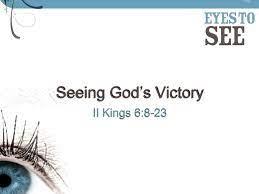 2 Kings 6:8-23 Friday Night Bible Study (6/18/21) Pastor Greg Tyra