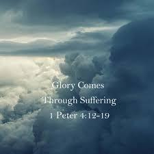 1 Peter 4 12-19 Sunday Teaching (07-4-21) Greg Tyra
