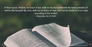 Proverbs 24:11 Scripture Memory Verse (7/23/21) Pastor Greg Tyra