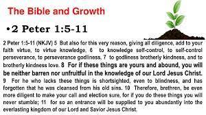 2 Peter 1 5-11 Sunday Teaching (8-22-21) Pastor Greg Tyra