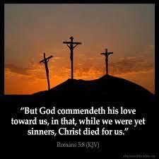 Romans 5:8 Scripture Memory (8/27/2021) Pastor Greg Tyra