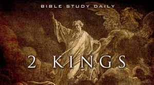2 Kings 10:1-36 Friday Night Bible Study (10/08/21) Pastor Greg Tyra