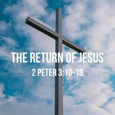 2 Peter 3  10-18  Sunday Teaching (10-3-21) Pastor Greg Tyra